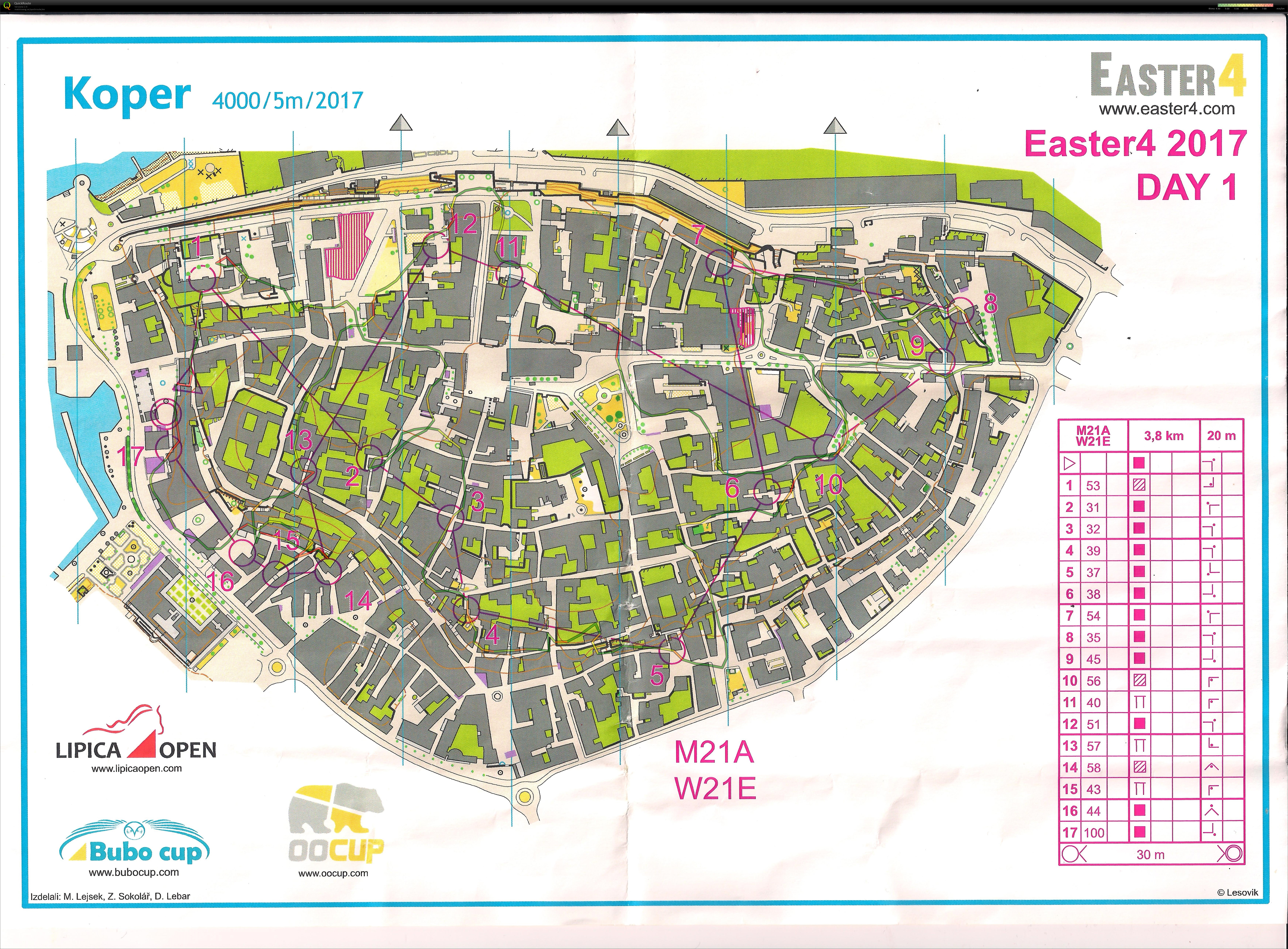 Easter4 Day 1 - Raduno FVG (2017-04-20)